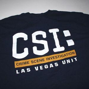 Vintage CSI Las Vegas T-shirt
